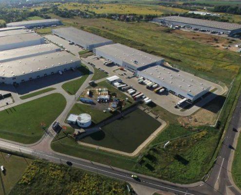 תכנון מפעלים ומרכזים לוגסטיים  מחסנים